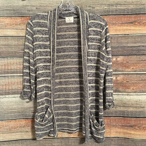 Pins & Needles striped cardigan with pockets